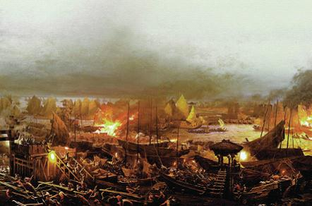 盛世三国赤壁之战